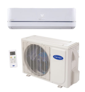 Carrier ductless Bloomfield Cooling